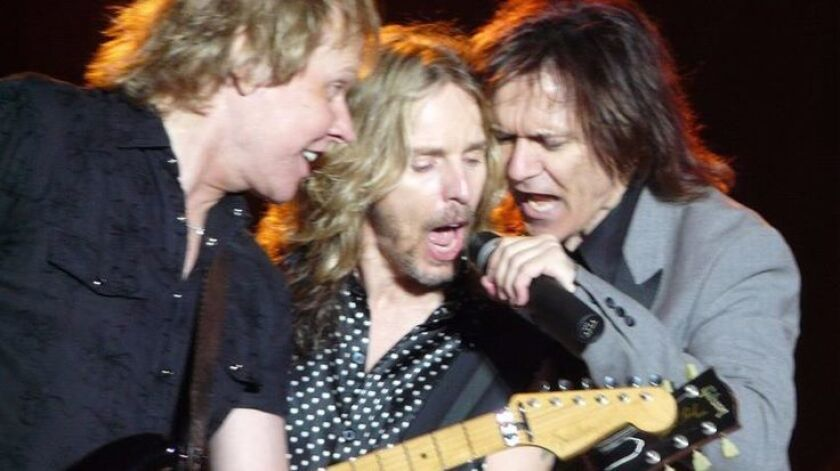 Styx, a rock band from Chicago formed in 1972, is known for the hit songs 'Lady,' 'Come Sail Away,'