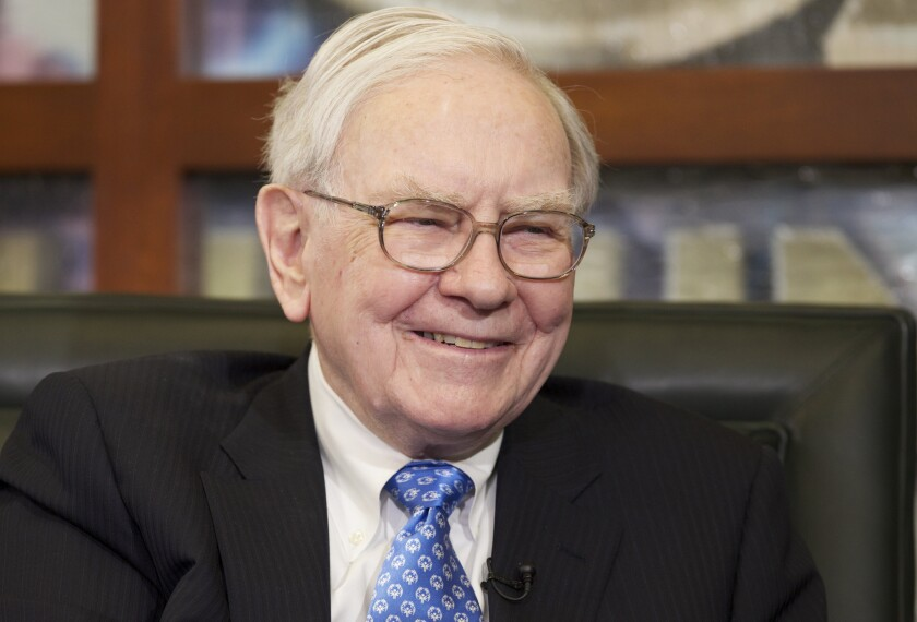 Warren Buffett to donate $2.6 billion to philanthropies