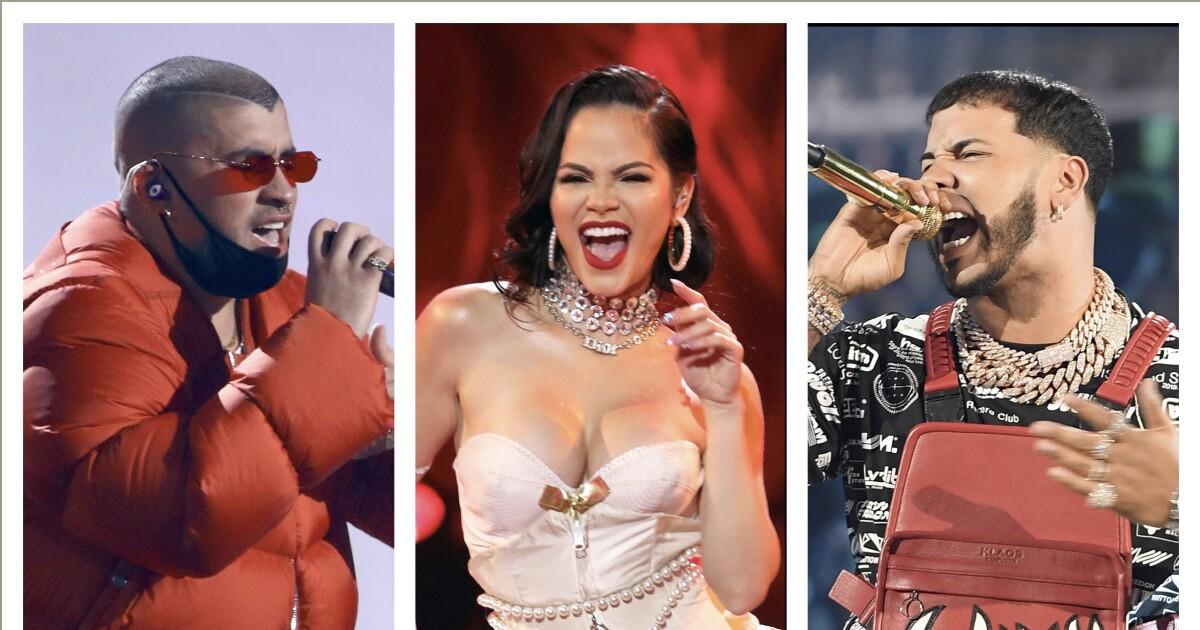 Δύο Λ. Α. ραδιοφωνικούς σταθμούς, ανατινάξεις reggaeton, μισθός μια σκληρή μάχη για ένα αυξανόμενο νεανικό κοινό