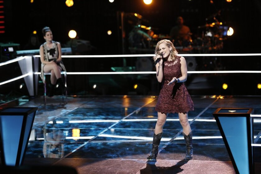 'The Voice' knockout rounds