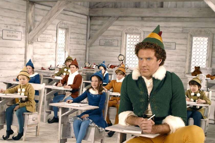 """""""Elf,"""" starring Will Ferrell, is featured in Netflix's """"The Holiday Movies That Made Us."""""""