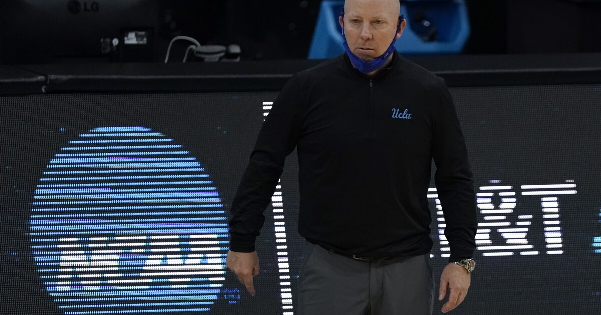 Mick Cronin of UCLA received a two-year contract extension