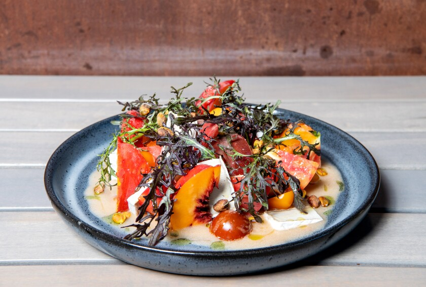 What would a game-changing L.A. vegetarian restaurant look like?