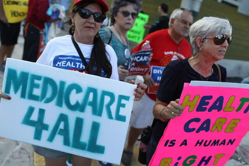 Letters to the Editor: It isn't selfishness that makes people oppose single-payer. It's common sense