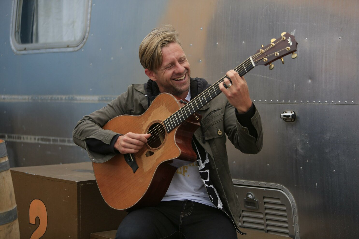 Switchfoots Jon Foreman Will Perform 25 Shows In 24 Hours The