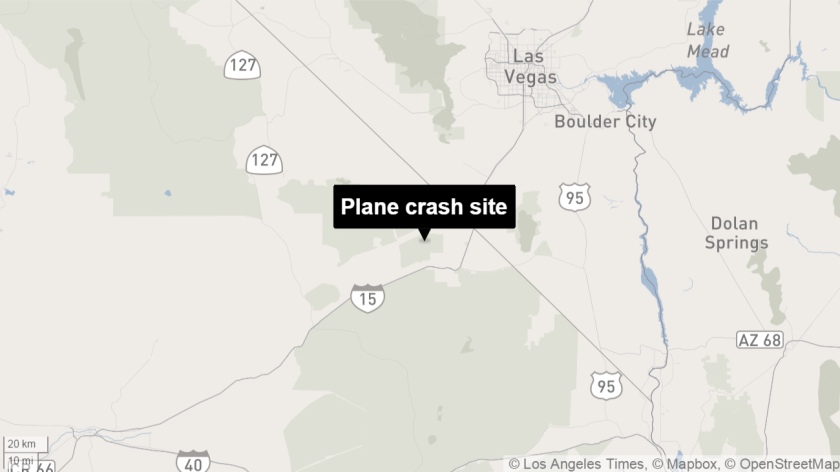 The wreckage of a plane found in San Bernardino County is believed to be one reported missing Tuesday night.