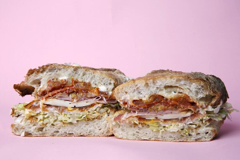 LA's best sub sandwiches