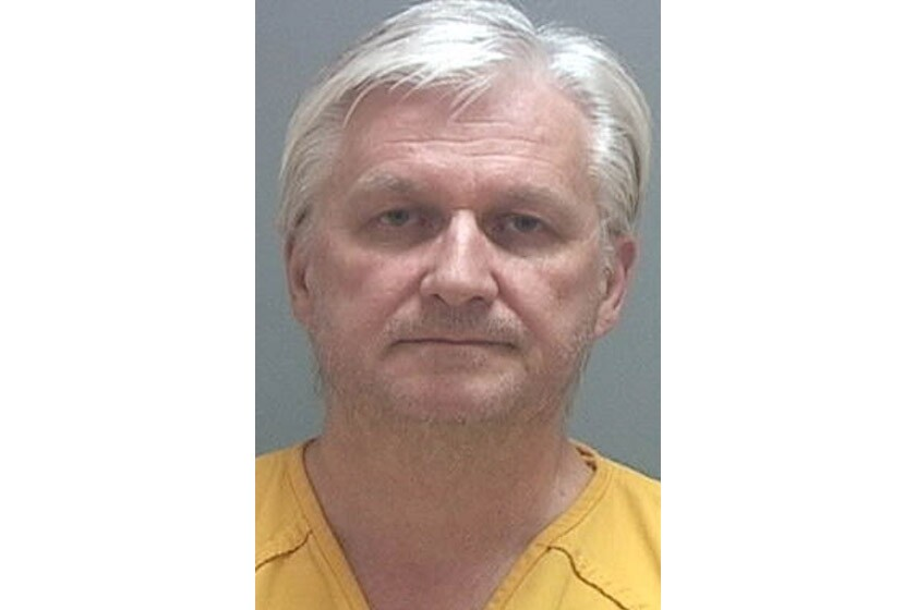 In March, Ron Rockwell Hansen, 60, pleaded guilty to one count of attempting to gather or deliver national defense information to aid a foreign government.