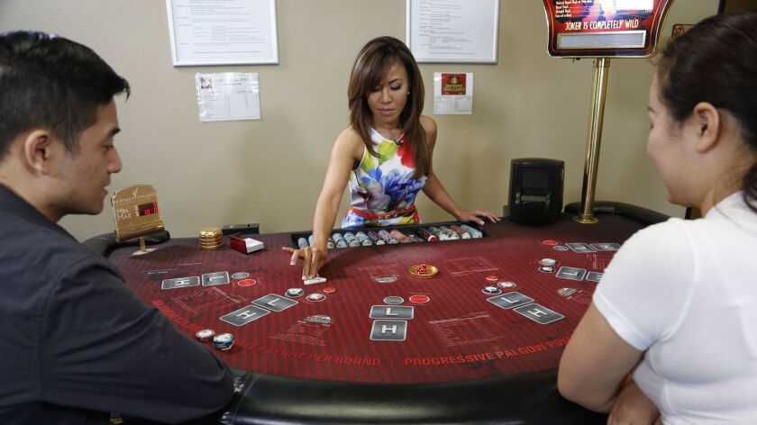 The Casino Institute explains the card game of Pai Gow.