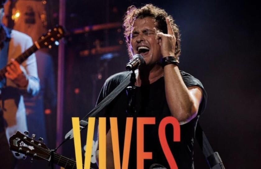 Carlos Vives llega al Forum de Los Ángeles en septiembre.