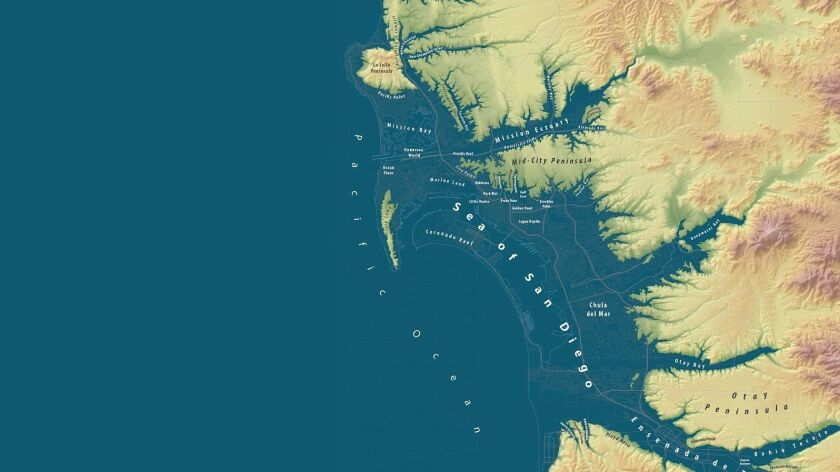 Architecture graduate student Matias Solimano Said used Seattle urban planner and mapmaker Jeffrey L