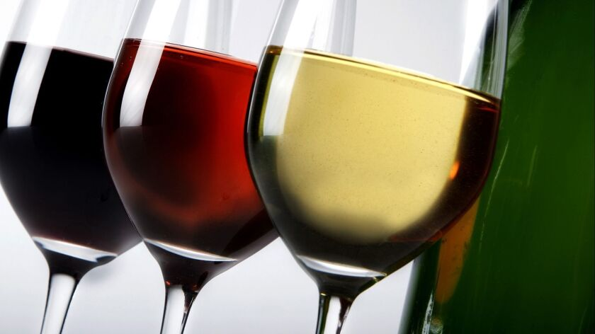 The third annual Uncorked: San Diego Wine Festival takes place downtown on the Embarcadero.