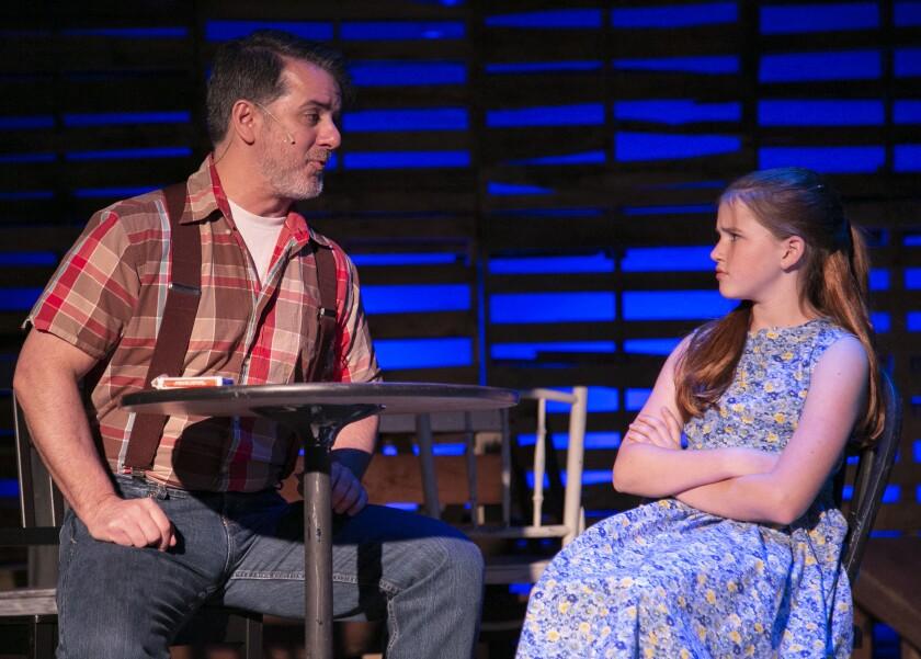 """""""Violet"""" at Costa Mesa Playhouse"""