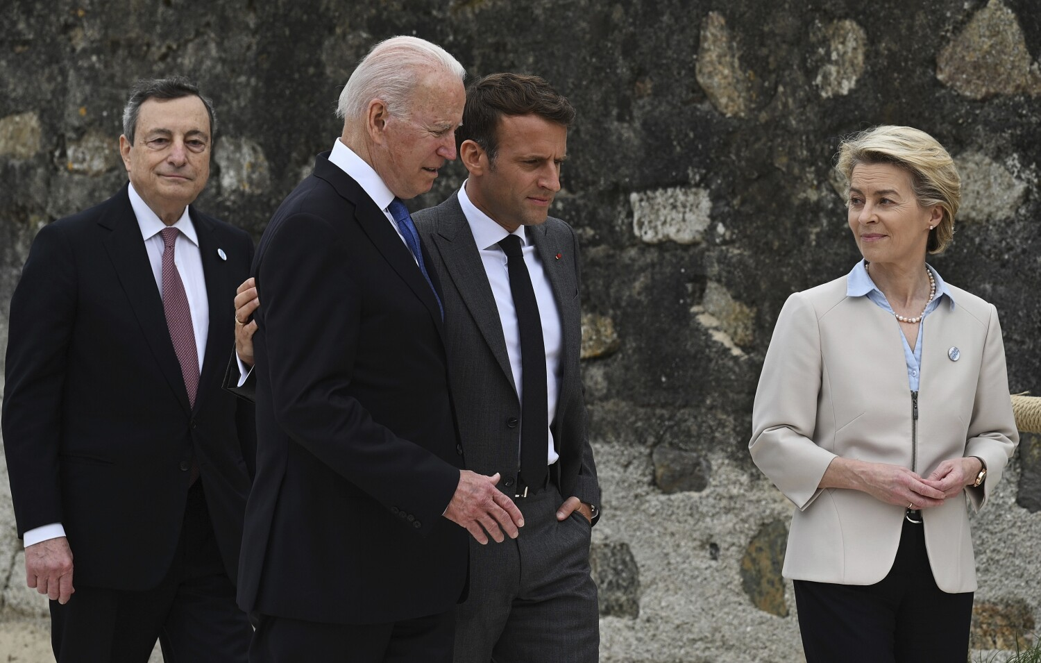 Biden presses allies at summit for bolder front against rising Chinese influence