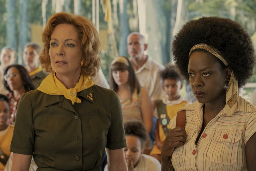 """Troop Zero"" featuring Allison Janney and Viola Davis."