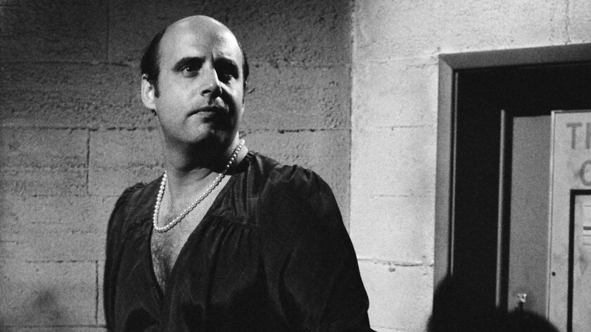 "Jeffrey Tambor in ""Hill Street Blues."""
