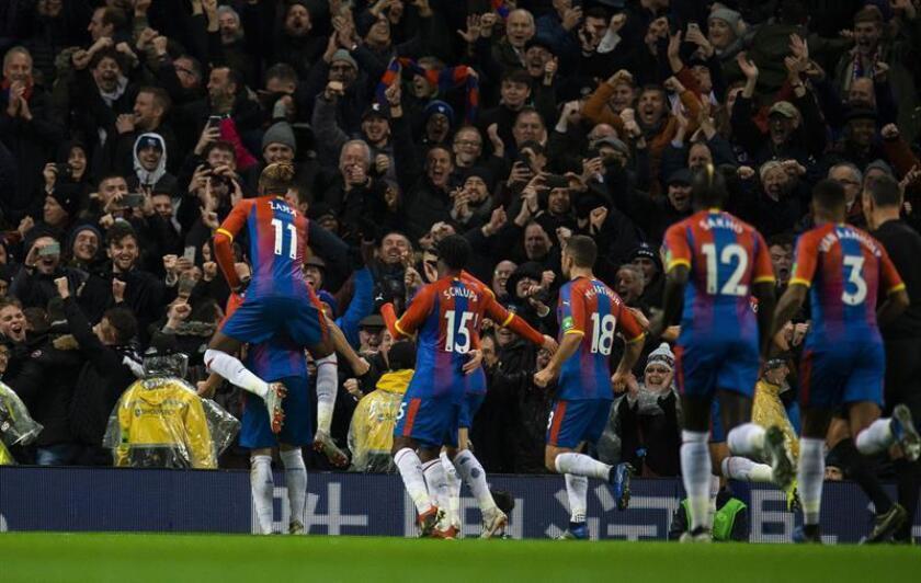Imagen de un partido de la Premier League, el pasado 22 de diciembre. EFE