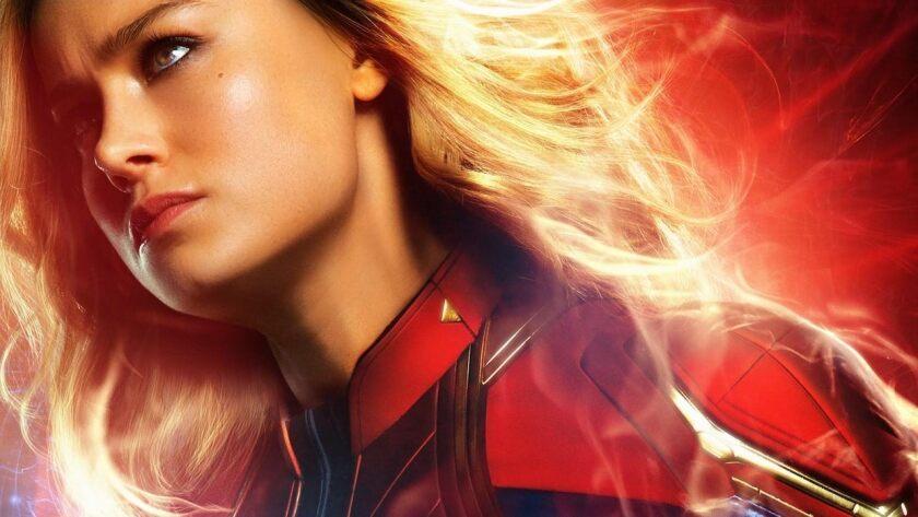 Tienen esperanzas que Captain Marvel salve la mediocre taquilla que se logró en febrero 2019.
