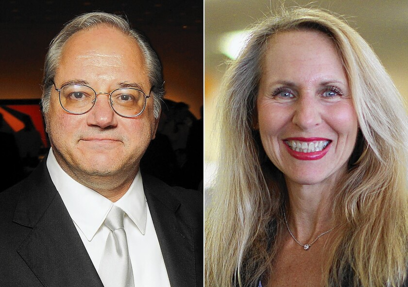 Anthony Petrello, left, of Nabors Industries was the highest-paid CEO in 2013, and Carol Meyrowitz of TJX was the highest-paid female CEO.