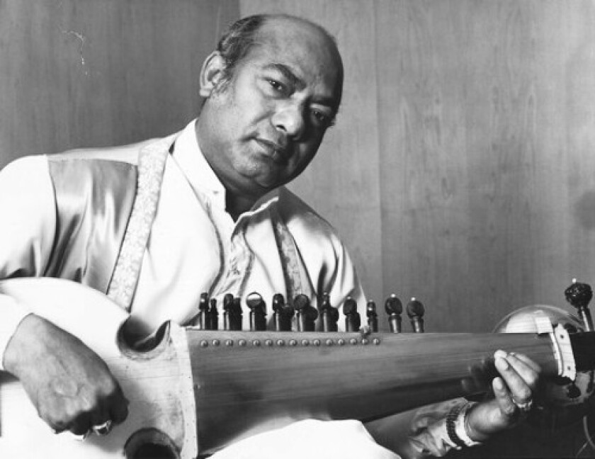 "Ali Akbar Khan ""was instrumental in transforming Indian music into an international tradition"" in an unprecedented way, a student said of the sarod player."