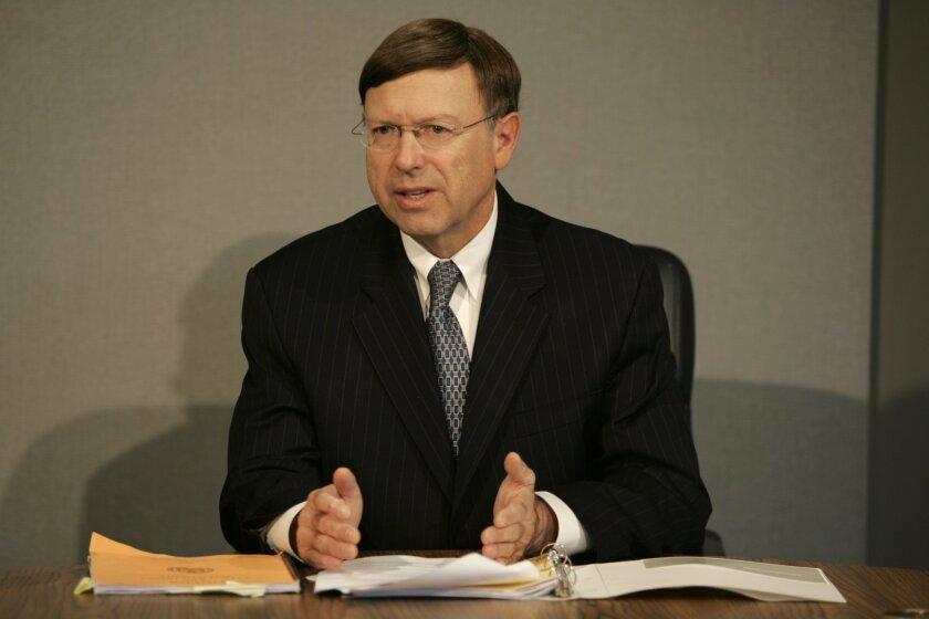 San Diego City Attorney Jan Goldsmith [U-T file]