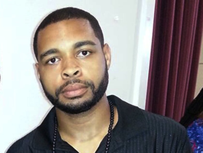 This undated photo posted on Facebook on April 30, 2016, shows Micah Johnson, who was a suspect in the sniper slayings of five law enforcement officers in Dallas Thursday night, July 7, 2016, during a protest over two recent fatal police shootings of black men. An Army veteran, Johnson tried to tak