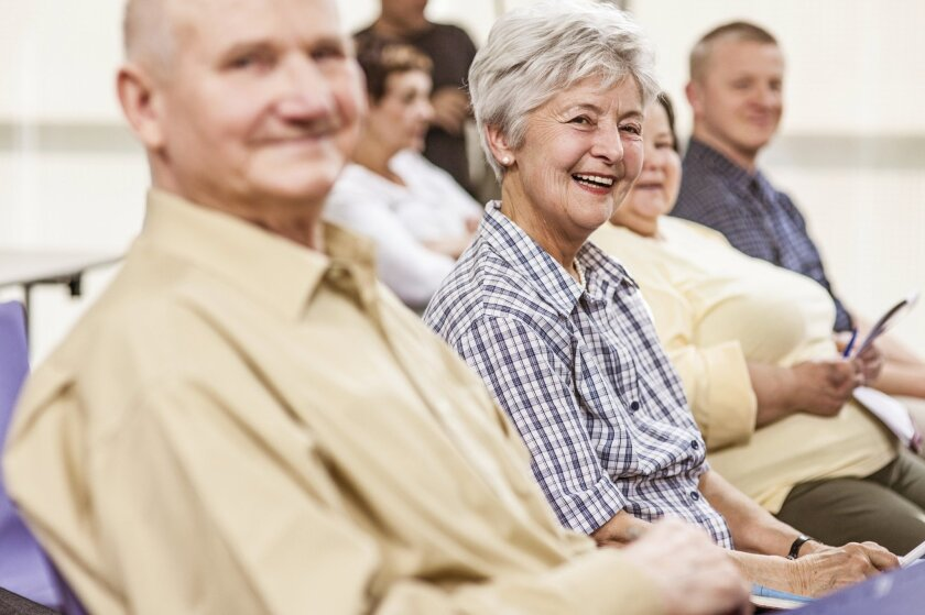 The Healthy Aging Conference offers a day for professionals in the field of aging, and a day for area seniors. Courtesy photo