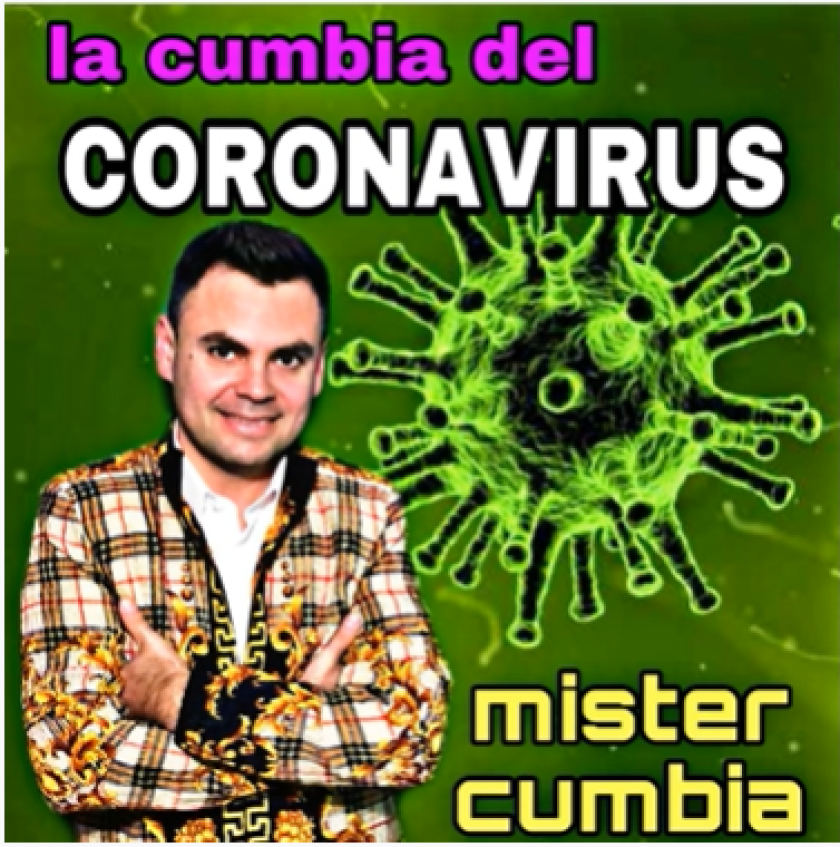 Coronavirus Sparks A Wave Of Songs You Can Sing And Dance To Los