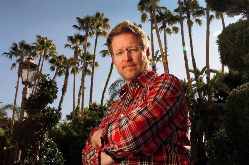 Director Andrew Stanton looks back on 'John Carter's' rocky path