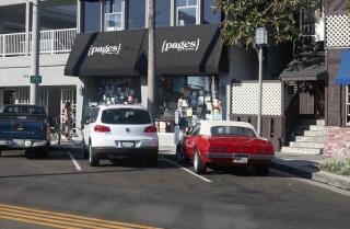 Pages bookstore flourishes in Manhattan Beach
