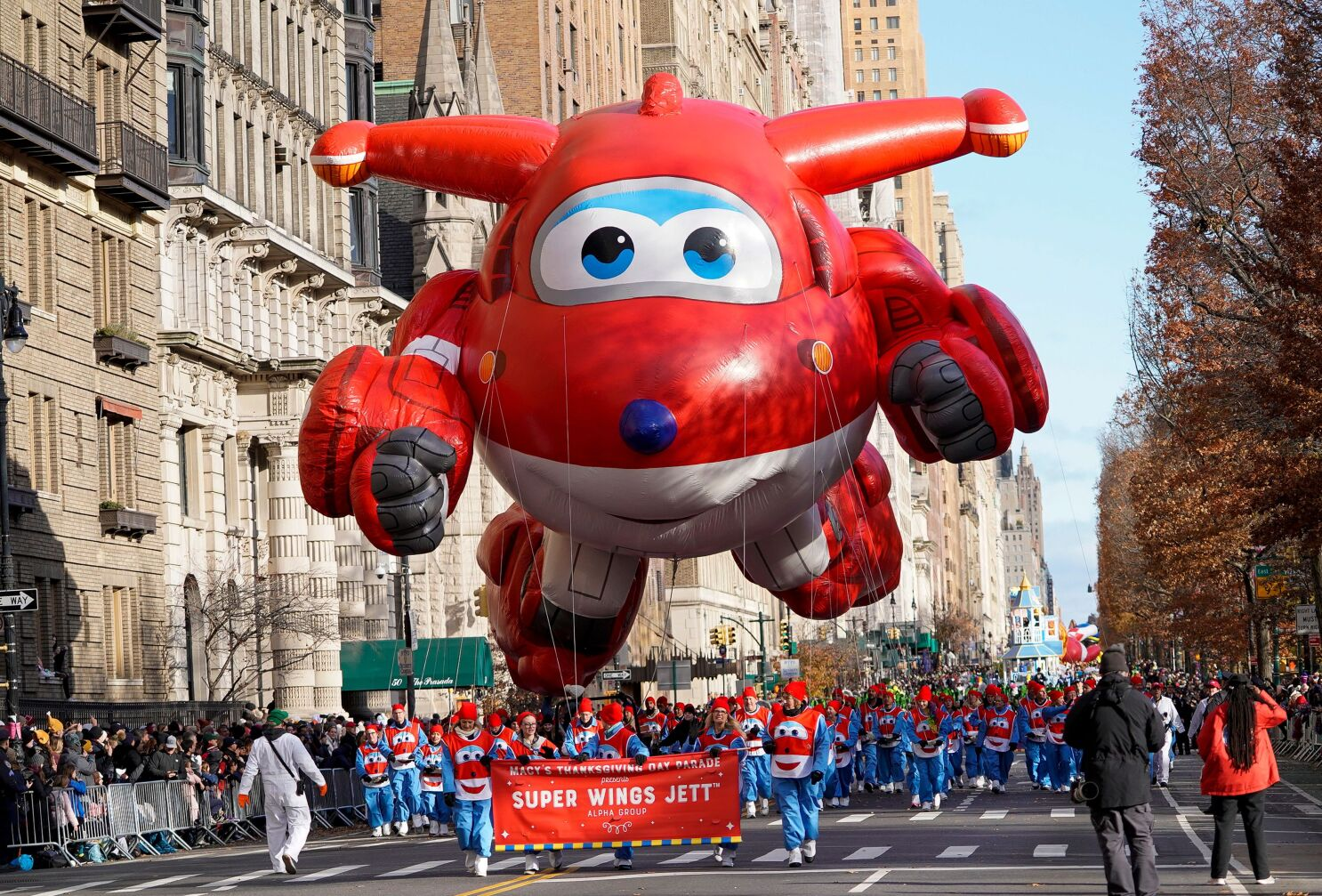 El Desfile De Acción De Gracias De Macy S En Nueva York También Será Virtual Los Angeles Times