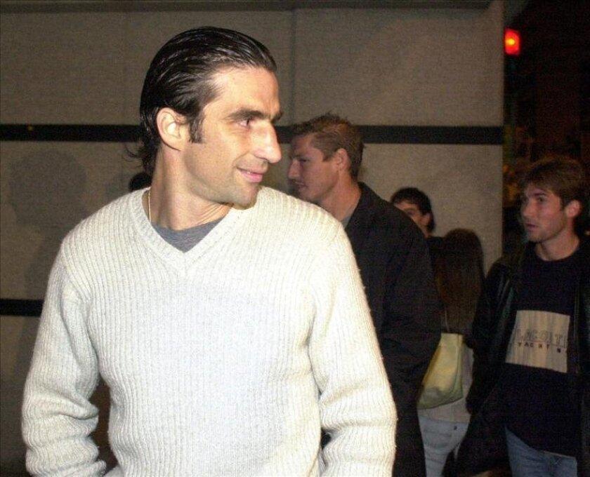 Imagen de archivo del entrenador del San Lorenzo argentino, Juan Antonio Pizzi. EFE/Archivo