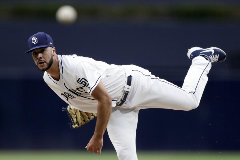 APphoto_Nationals Padres Baseball