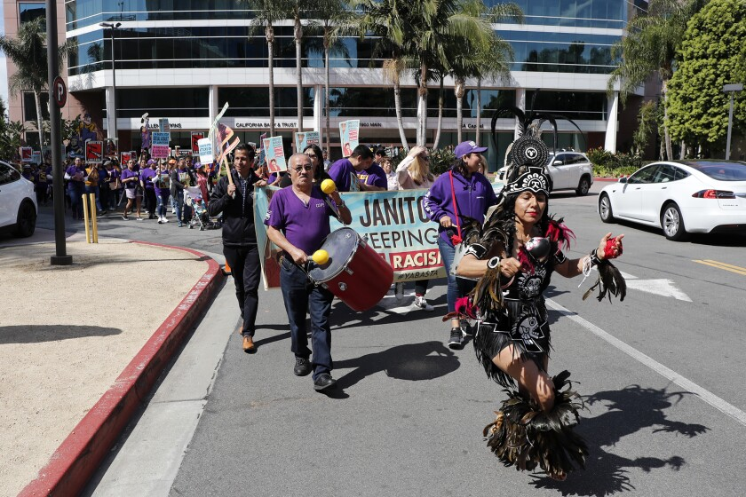 Janitors March