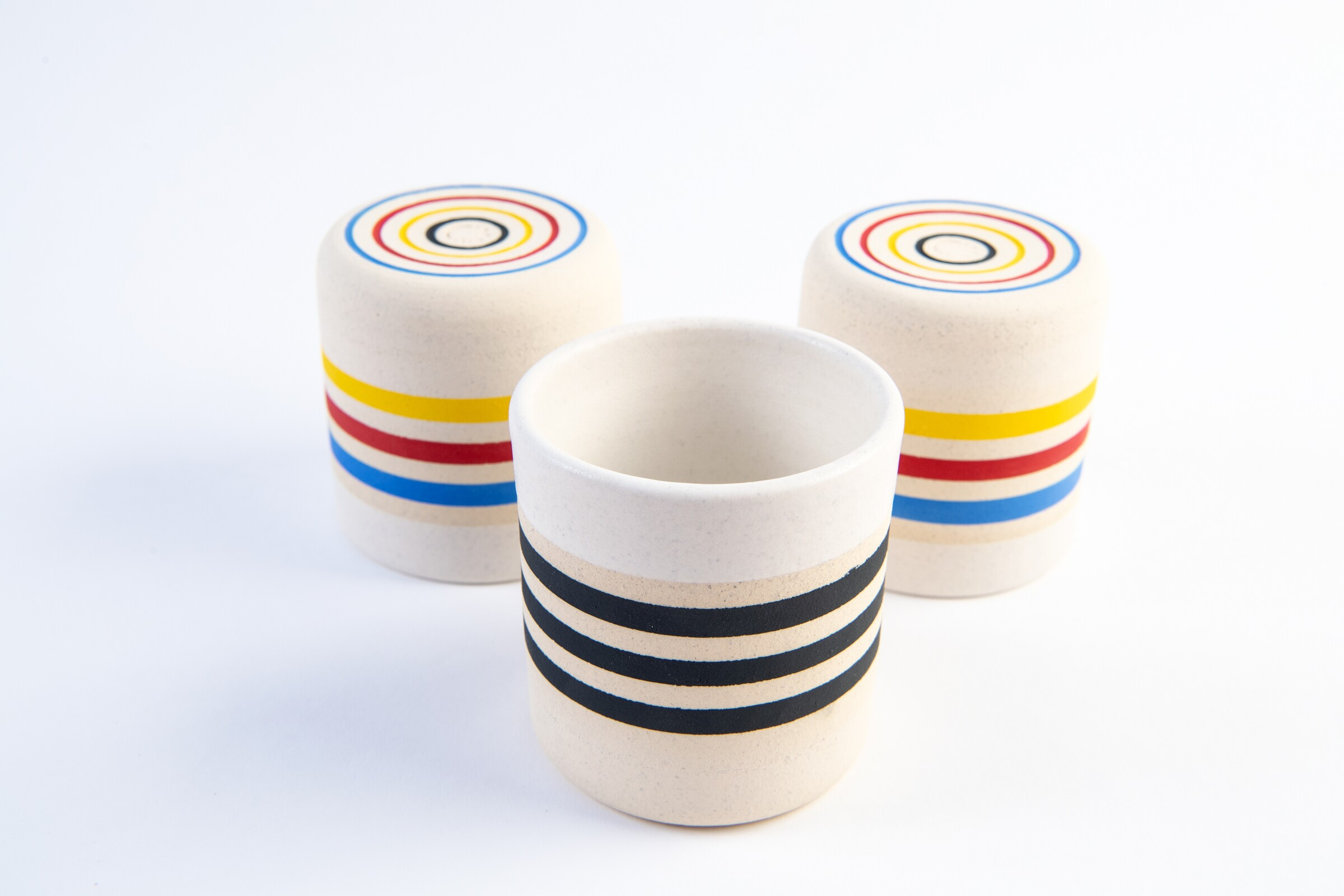 Quille mugs from Neenineen.