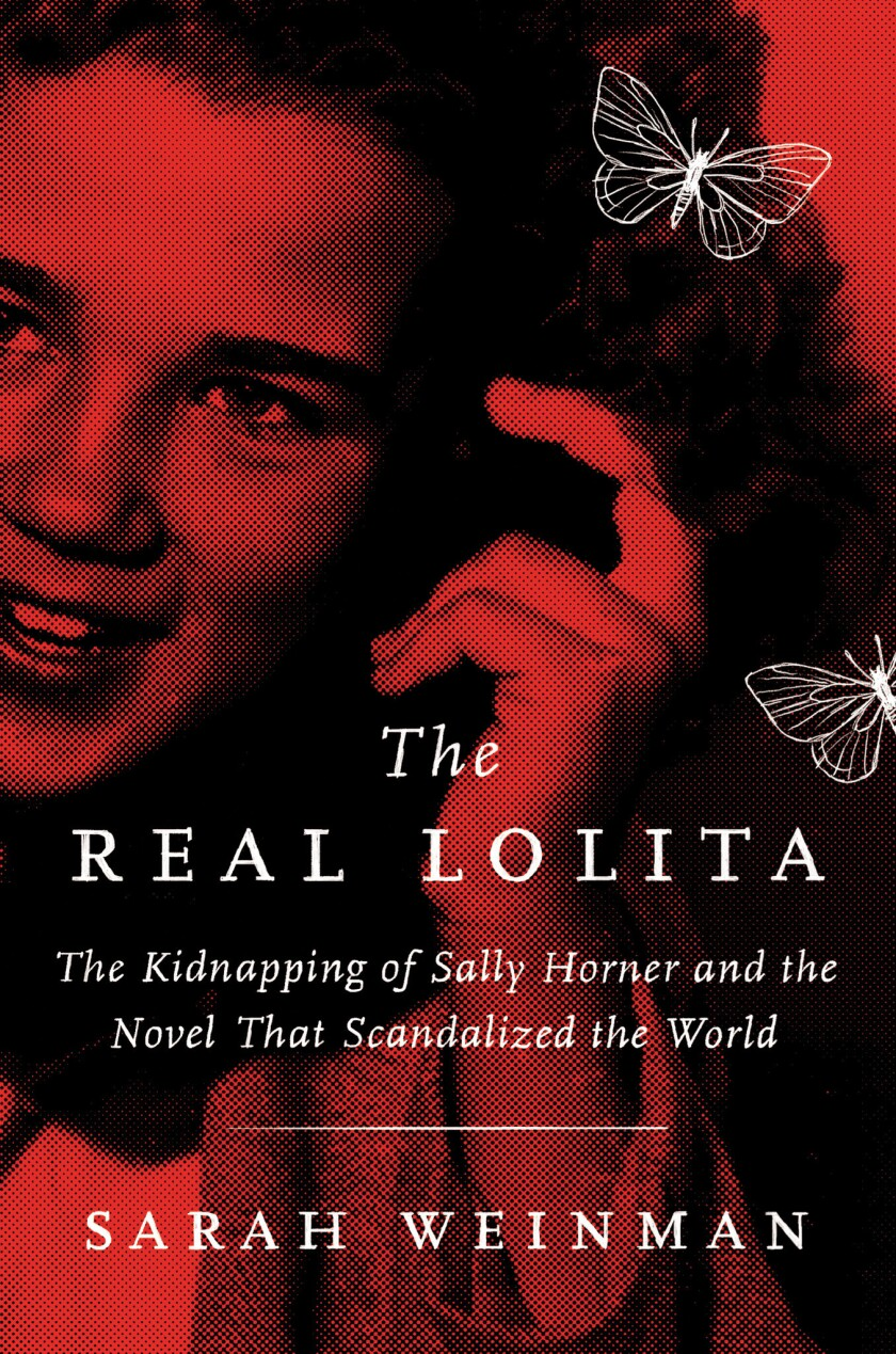 Bookjacket for 'The Real Lolita' by Sarah Weinman
