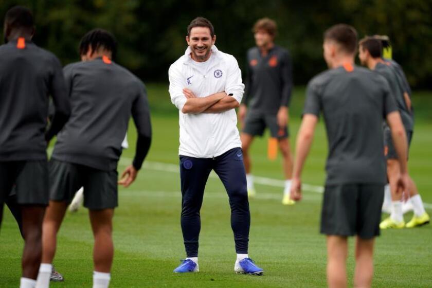"""Lampard: """"La situación del Valencia no nos afecta"""""""