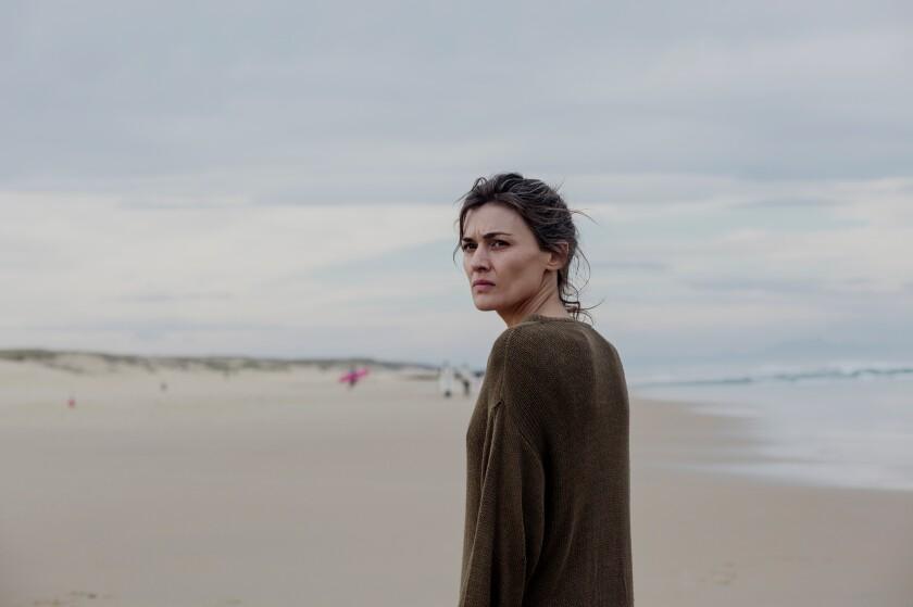"""Marta Nieto in the movie """"Madre."""""""