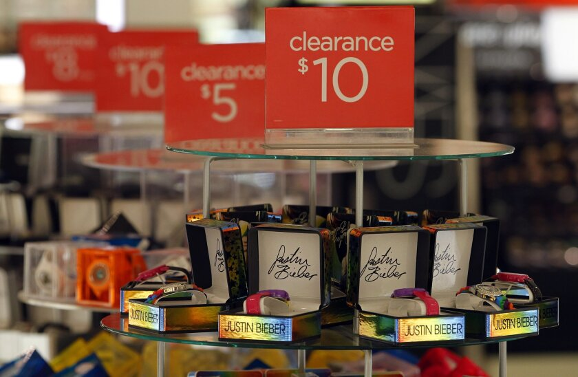 """J.C.Penney has tweaked its pricing strategy, recently bringing back the term """"clearance"""" to help customers navigate markdowns."""