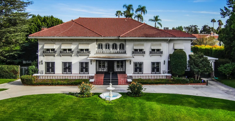 Historic Fremont Place mansion | Hot Property