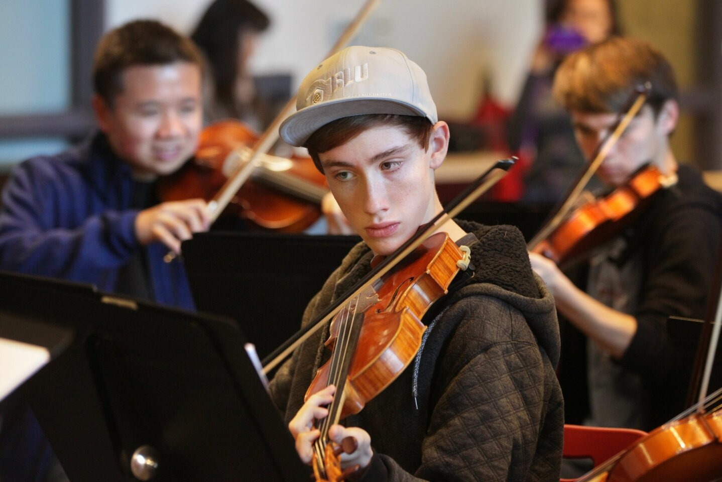 San Diego Civic Youth Orchestra