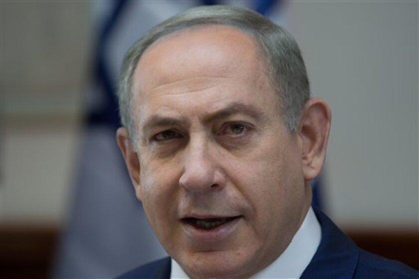 """Un ciudadano israelí asegura que ha recibido """"una amenaza de denuncia"""" del abogado del primer ministro del país, Benjamín Netanyahu, después de compartir en Facebook una crítica sobre el líder y su familia, informaron hoy medios locales."""