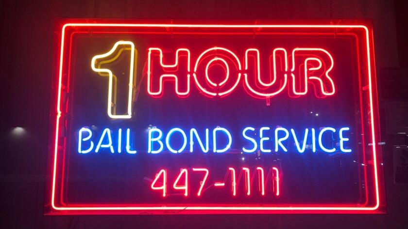 California voters will determine the fate of cash bail