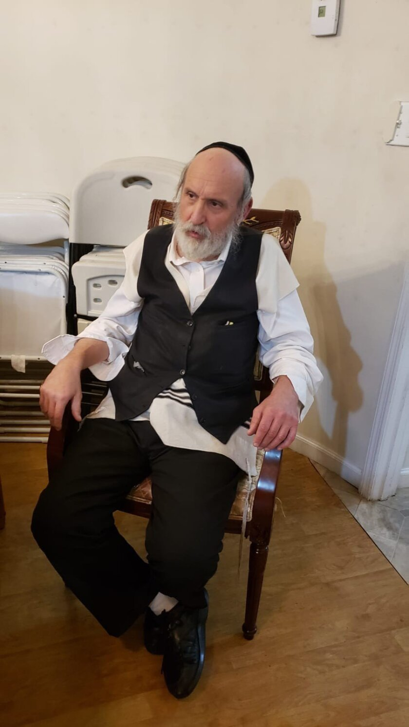 Lipa Schwartz, 62, was brutally attacked by Farrukh Afzalin in an apparent hate crime in Brooklyn on Sunday.