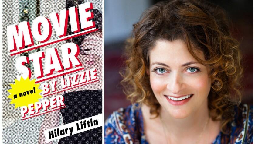 'Movie Star By Lizzie Pepper'