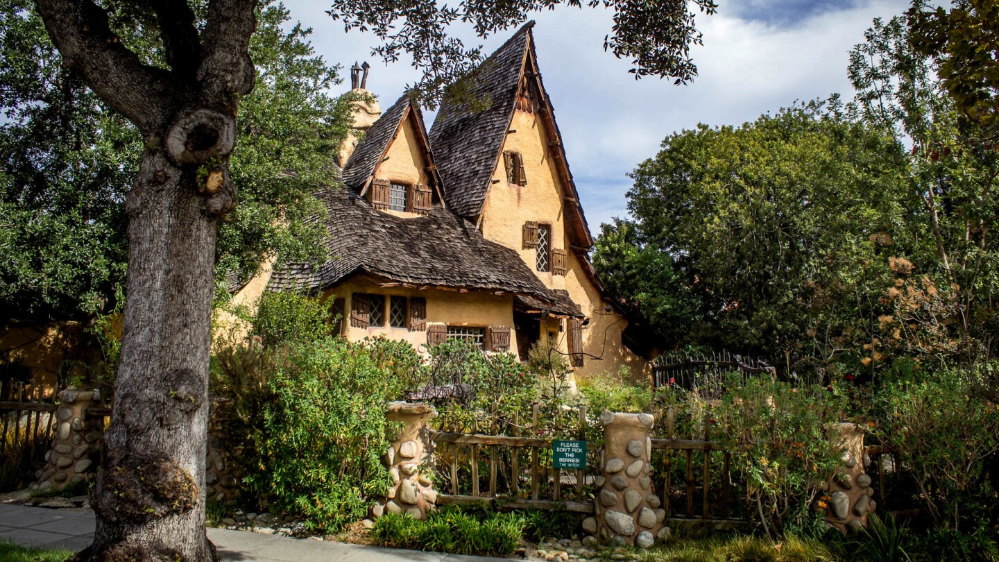Hot Property | Architectural Spotlight | Storybook houses