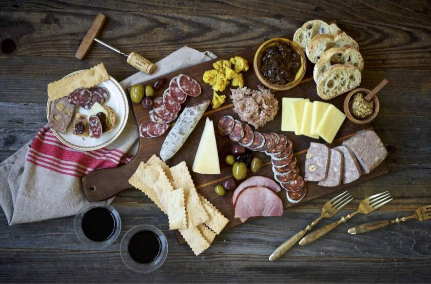 Olympic Provisions charcuterie subscription box