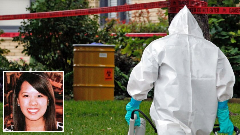 The breach in protocol that allowed Texas nurse Nina Pham (inset) to contract Ebola may have exposed others.