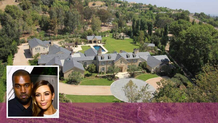 Hot Property: Kanye West and Kim Kardashian