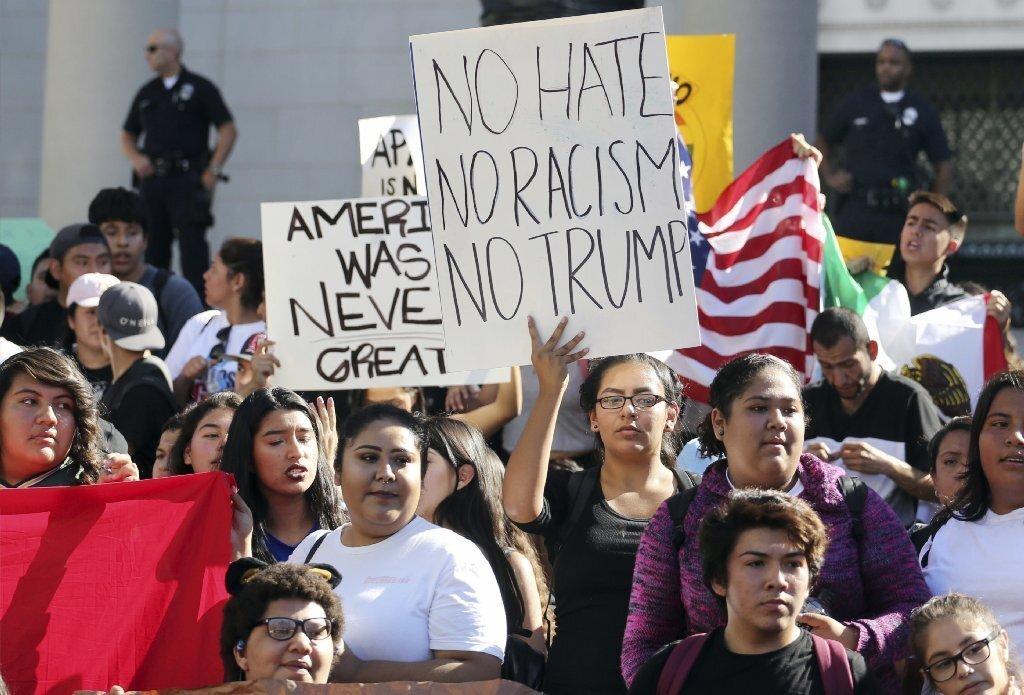Op-Ed: The U.S. is getting less tolerant of racism. Credit millennials